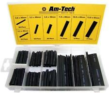 Am-Tech S6205 127pc HEAT SHRINK di termorestringenti avvolgi Assortimento tubatura Cavo