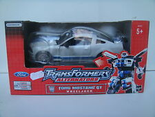 WHEELJACK FORD MUSTANG GT TRANSFORMERS ALTERNATORS - NUOVO BLISTERATO