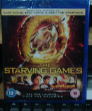 The Starving Games (Blu-ray, 2013) new sealed