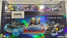 SKYLANDERS SUPERCHARGERS DARK EDITION STARTER PACK PS3 Playstation 3 NUOVO