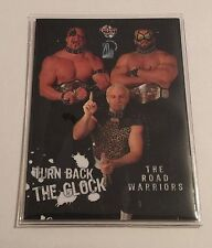 Road Warriors,Rare,Wrestling Card,LOD,Legion of Doom,Japan,NWA,AWA,WCW,WWE,NJPW