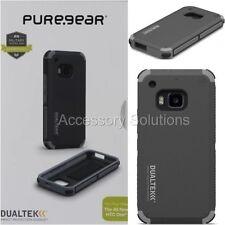 PureGear HTC One M9 (2015) Dualtek Extreme Case Tough Cover Black