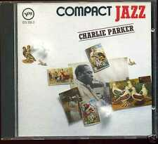 Charlie Parker - Compact Jazz CD NEW!! BARGAIN!! 16 TRAX!! FREE!! UK 24-HRPOST!!
