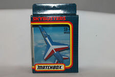 MATCHBOX SKYBUSTERS SB-4 MIRAGE F-1 FIGHTER JET, MINT BOXED
