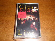 Gipsy Kings CASSETTE Live NEW