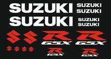 Suzuki Motorsport pegatinas racing set para moto gsxr 600 750 1000