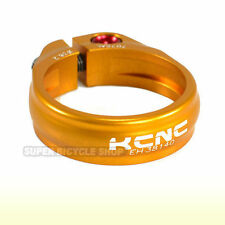 KCNC SC9  Seat Post Clamp 7075 Alloy , 38.2mm , Gold