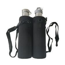 1000ML Water Bottle Carrier Insulated Cover Bag Holder Strap Pouch Outdoor SMS