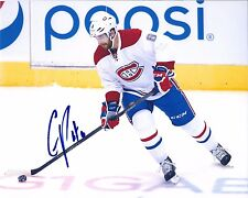 Autographed 8X10 GREG PATERYN Montreal Canadiens Photo -  w/ COA