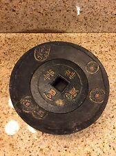 Vintage Asian Cast Iron Insence Burner