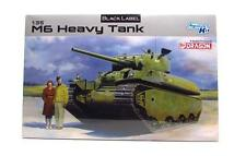 DML DRAGON WWII M6 Heavy Tank Black Label Series Model kit 1/35