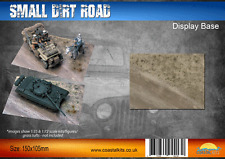 Small Dirt Road Display Base 150 x 105mm
