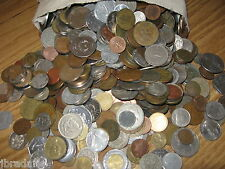 World Coins Mixed Lot One Pound of Coins! Great Christmas Present a Lot of FUN