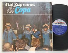 The Supremes     At the Copa     Motown  M 636      Shrink    NM # M
