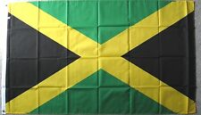 JAMAICA JAMAICAN STATE FLAG WORLD COUNTRY POLYESTER FLAG 3 X 5 FEET