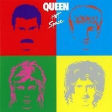 QUEEN - HOT SPACE (2011 REMASTERED)  CD NEW+