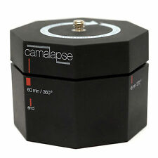 CAMALAPSE 4 Panoramic Time Lapse 5lb Rotation Mount Kit For Canon Rebel DSLR slr