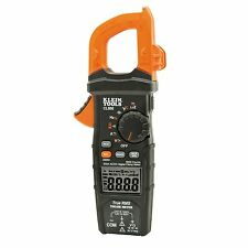Klein Tools CL800 Digital Clamp Meter, AC/DC Auto-Ranging, 600A, TRMS