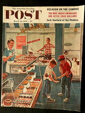 Saturday Evening Post   March 29, 1958