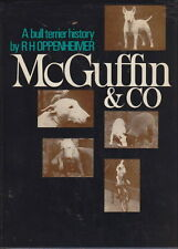 BULL TERRIER RARE VINTAGE BOOK McGUFFIN & CO.