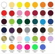 Siser Easyweed IRON Heat Transfer Vinyl 5 YARDS (AVAILABLE COLORS 38), NO NEON