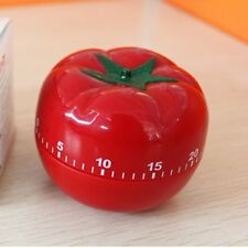 Trendy 1-60Min 360 Degree Indoor Kitchen Tomato Mechanical Countdown Timer
