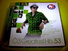 Ö3 GREATEST HITS 53 - BRUNO MARS KATY PERRY RIHANNA ADELE NADINE BEILER HURTS &&