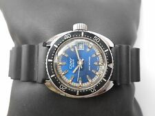 VERY RARE SWISS VINTAGE LADIES DIVERS WATCH CAMY AUTOMATIC 200 M WATER RESIST