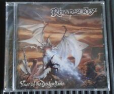 RHAPSODY Power of the Dragonflame 2002 CD brand new
