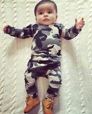 Cool Stylish Infant Newborn Boys Girls Toddler 2pc Set Clothes - UK Based