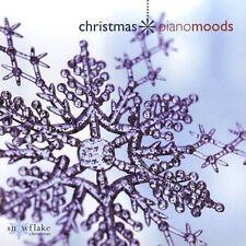 Christmas Piano Moods 2006 by Snowflake Christmas Series