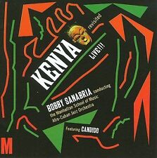 MANHATTAN SCHOOL OF MUSIC AFRO... - Kenya Revisited CD * Excellent Condition *