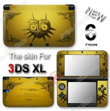 Legend of Zelda Majora's Mask SKIN STICKER COVER DECAL #2 for Nintendo 3DS XL