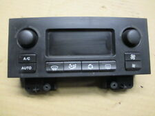 PEUGEOT 307 DIGITAL HEATER CLIMATE CONTROL + AC BEHR 9646627977  From 2007 year