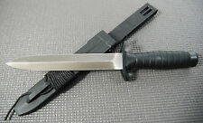 ORIGINAL HANDMADE POLISH ARMY DAGGER FIGHTING ASSAULT KNIFE wz98NA SPECIAL TROOP