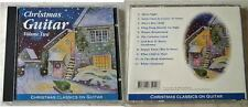 Christmas Guitar Volume 2/CHRISTMAS CLASSICS on Guitar... 1995 ELAP CD Top
