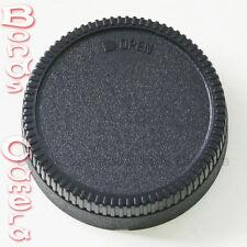 Plastica Tappo Obiettivo Posteriore Cover per Nikon F supporto AI AF AF-S