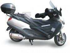 Pierna viento protección y protección contra la intemperie negro para Piaggio x9 125 - 500cc