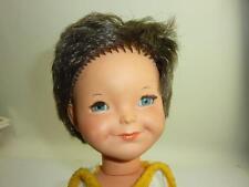 seltene Goebel alte Puppe Seriennummer  01060 circa 1970 beweglichen Augen