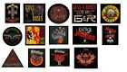 GUNS n ROSES GnR  / JUDAS PRIEST - OFFICIAL SEW ON PATCH patches