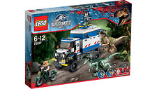 LEGO Jurassic World Raptor Rampage 75917 BRAND NEW & SEALED