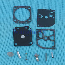 NEW Carb Kit For Zama RB-129 C1M-W26 Carburetor Rebuild Kit P3816 PP3416 P4018