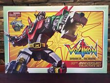 Toynami Voltron 30th Anniversary Collectors Set Diecast Action Figure IN STOCK