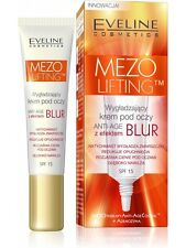 EVELINE MEZO LIFTING ™ Antifalten glattüng Augencreme- BLUR EFFEKT SPF 15 15 ml