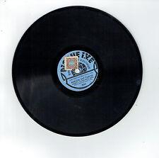 78T 19 cm PIZZANELLI Accordéon DANCRE Banjo MULLALIER Chant ROSALIE EST PARTIE