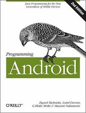 Programming Android : Java Programming for the New Generation of Mobile...
