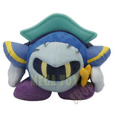 Hot Cute Kirby Meta Knight 7'' Soft Plush Doll Stuffed Toy Anime Collectible