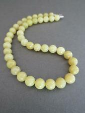 Vintage Chinese Green Agate Serpentine Silver Necklace