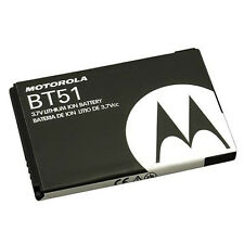 OEM Motorola BT51 Cell Phone Battery W385 Q9M KRZR K1M RIZR Z6TV C168i C290