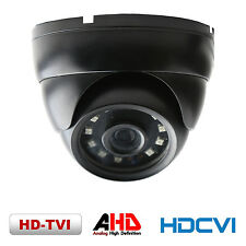 1080P 2.4MP SONY SENSOR HD TVI AHD CVI ANALOGUE CCTV DOME CAMERA 3.6mm 25m IR